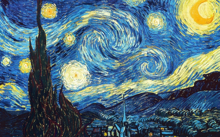 the-painting-the-starry-night-van-gogh